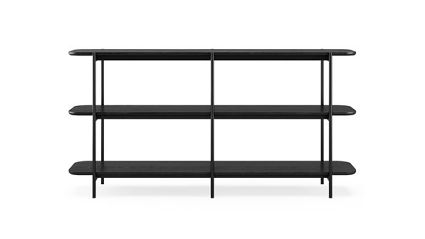 Riley Three Shelf Unit
