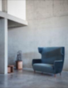 Dare Studio Hardy Sofa