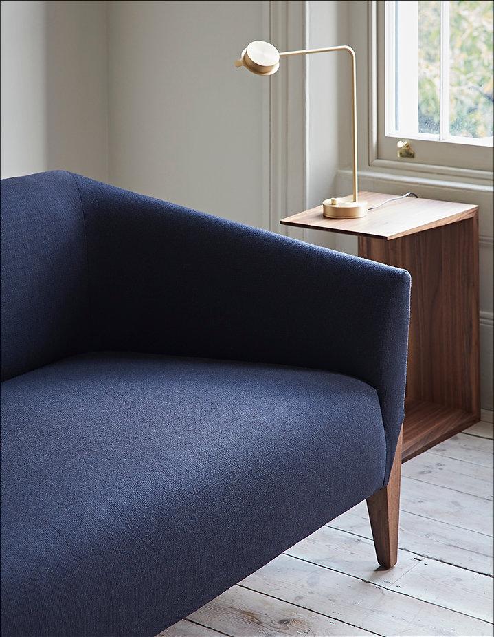 Dare Studio Ernest Sofa and Monarch Table