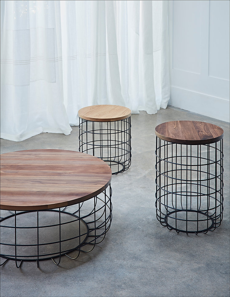 Dare Studio Wire Tables