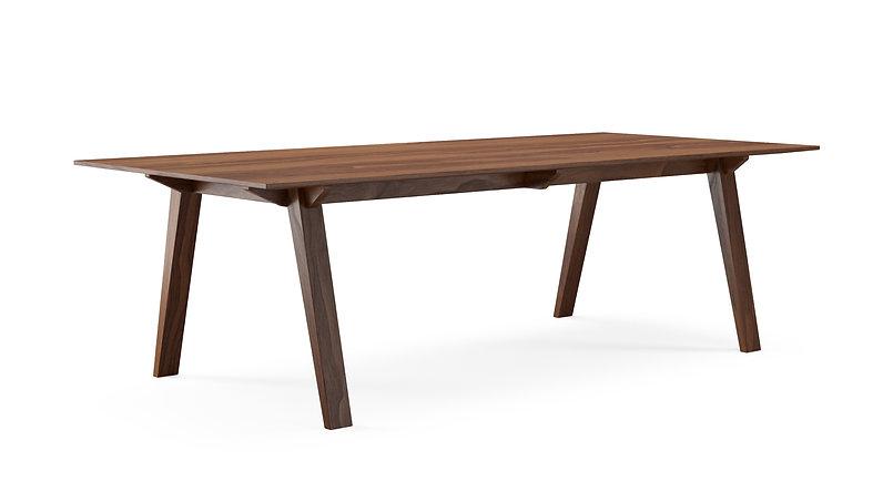 Norton Walnut Fixed Table
