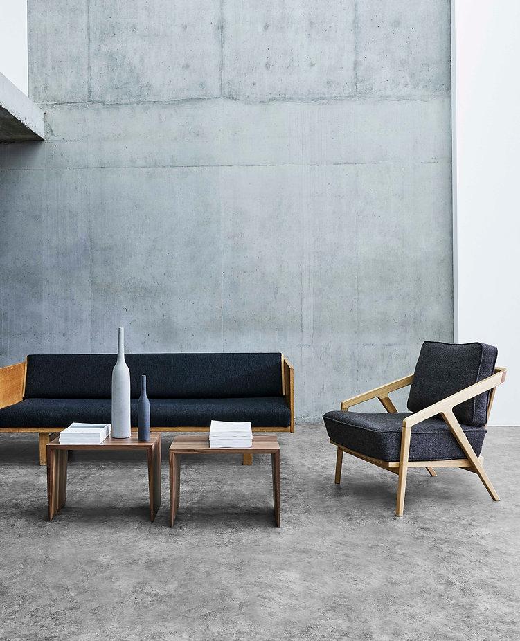 Dare Studio Monarch Table and Katakana