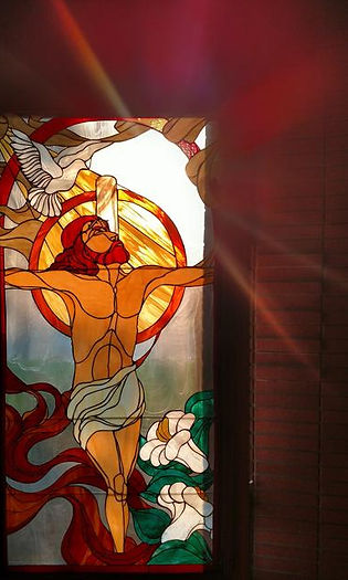 Stained Glass-Crucifixion-Best-500x687.j