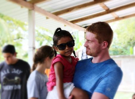 Sunday School in Belize