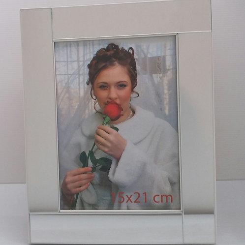 Porta retrato15x21 +10x15  espelhado