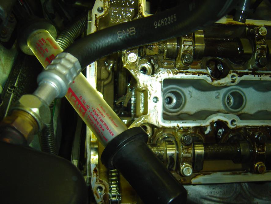 Zylinderkopf B202S