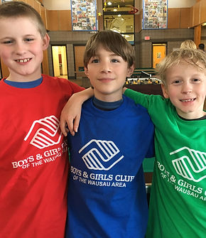 boys and girls club of wausau, become a member