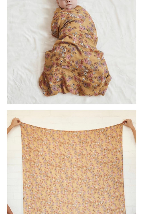 Banabae Love Child Bamboo/Organic Cotton Swaddle