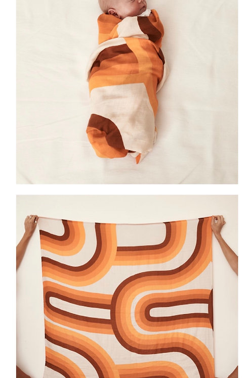 Banabae Flow State Bamboo/Organic Cotton Swaddle