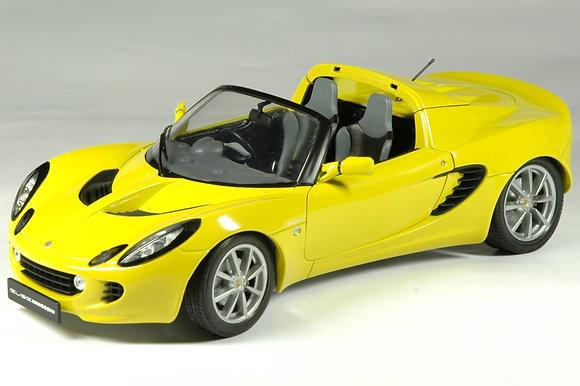 Lotus Elise - Lightning Yellow