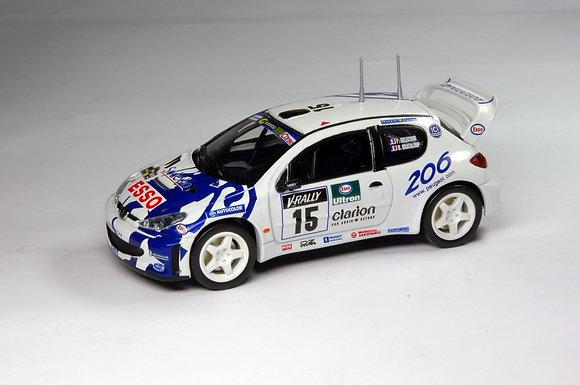 Peugeot 206 WRC '99