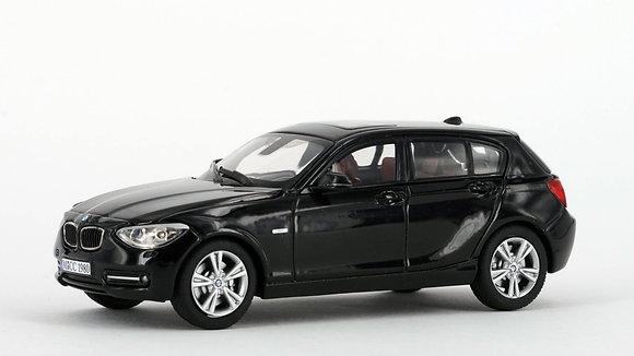 BMW 125i - 1:43 BLACK SAPPHIRE