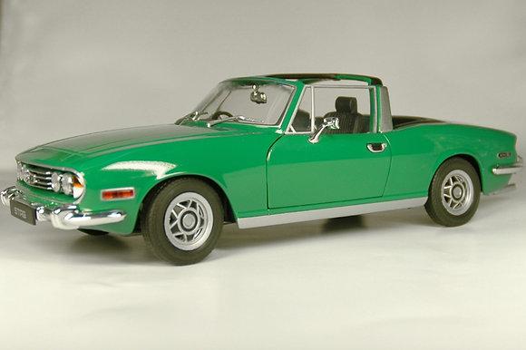 Triumph Stag - Emerald