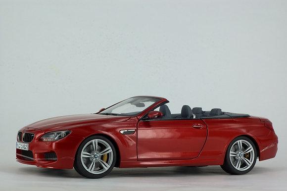 BMW M6 Cabrio - 1:18 Sakhir Orange