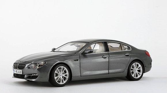 BMW 650i GC - 1:18 Space Grey