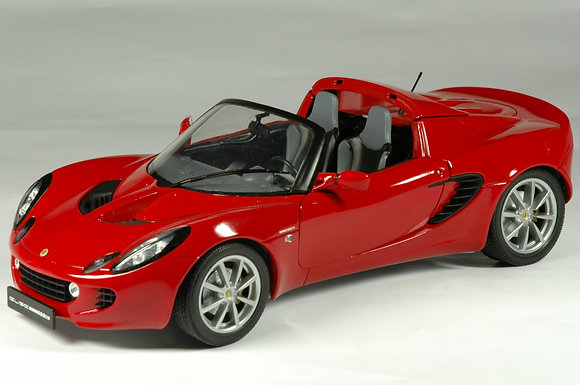 Lotus Elise - Ardent Red RHD Only