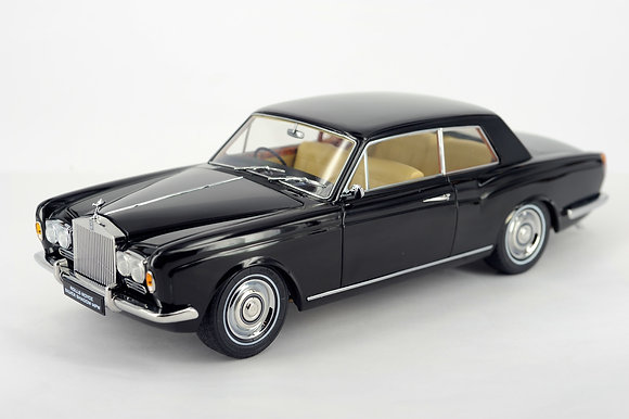 Rolls Royce Silver Chalice 2dr Coupe - Black