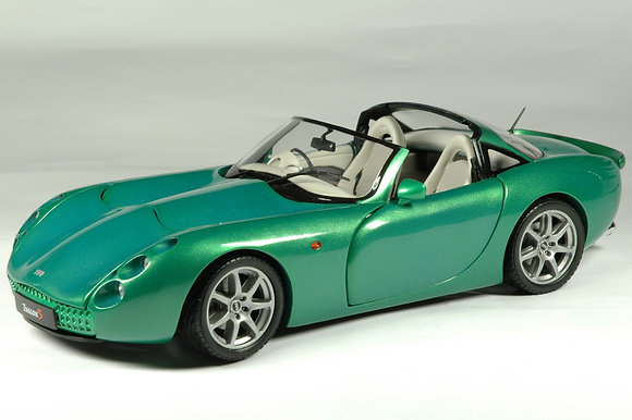 TVR Tuscan S - Green