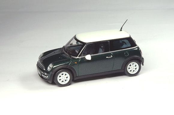 Mini Cooper 1:43 - Racing Green