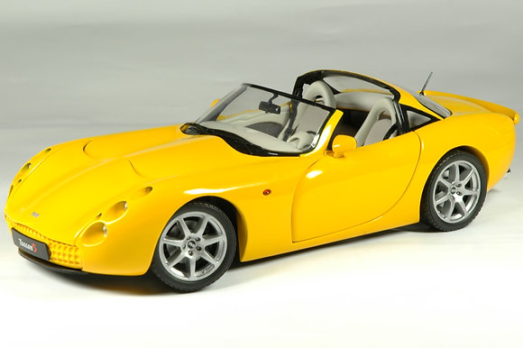 TVR Tuscan S - Sunset Yellow
