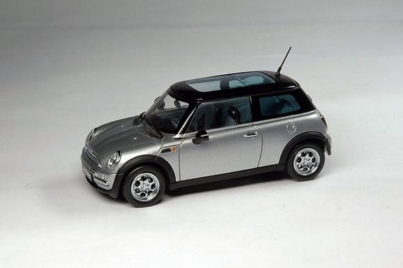 Mini Cooper 1:43 - Silver