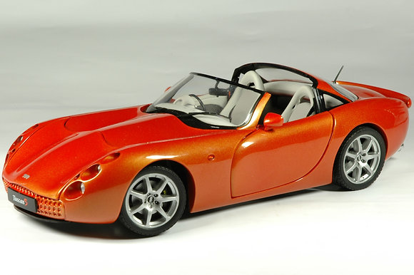 TVR Tuscan S - Red Orange RHD Only