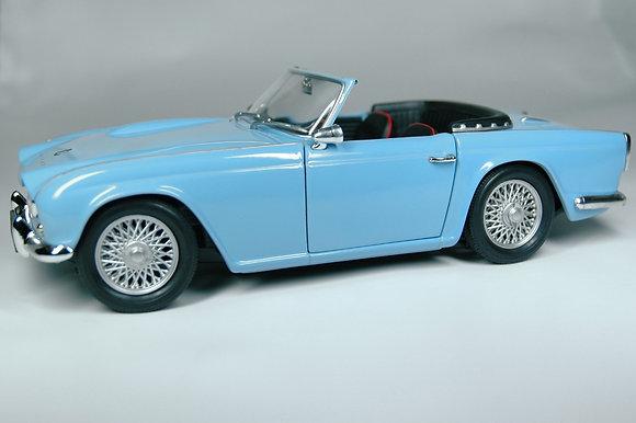 Triumph TR4 Roadster - Powder Blue