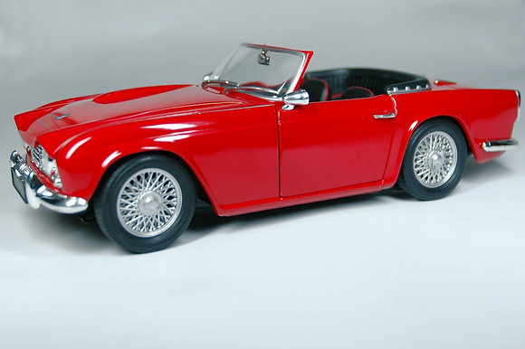 Triumph TR4 Roadster - Signal Red