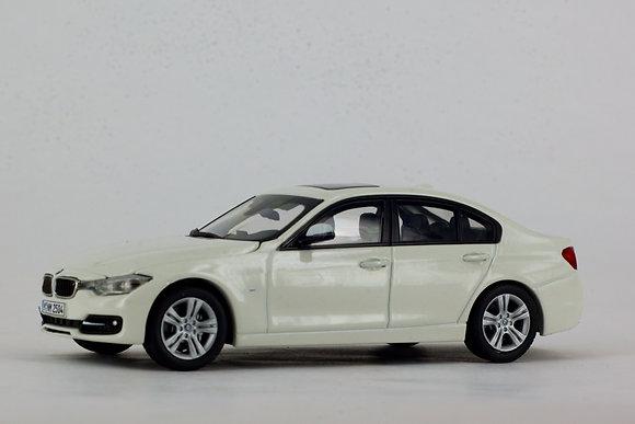 BMW 3 Series - 1:43 Alpine White