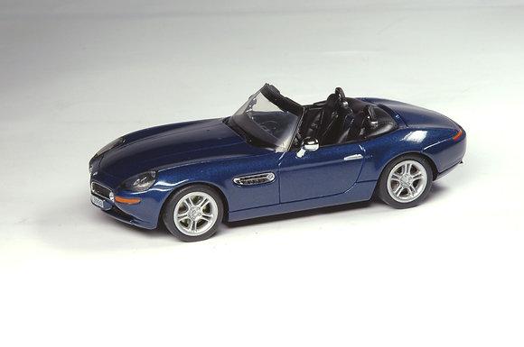 BMW Z8 1:43 TOPAZ BLUE