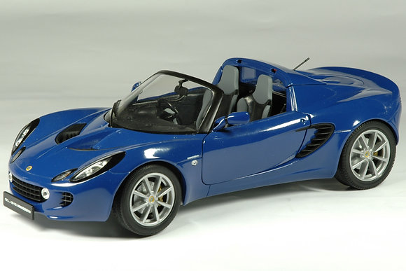 Lotus Elise - Magnetic Blue