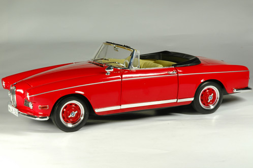 BMW 503 cabrio - red | International House of Models