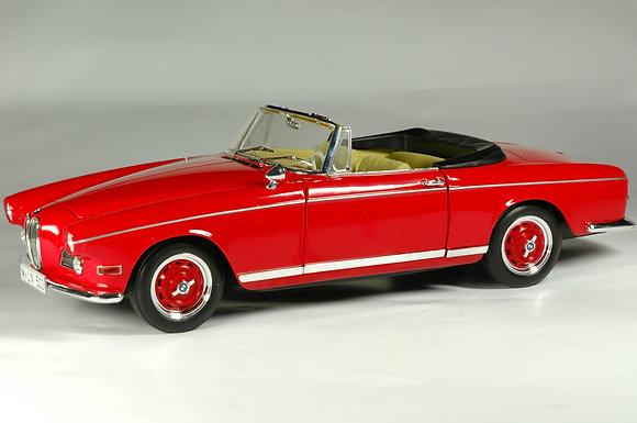 BMW 503 cabrio - red