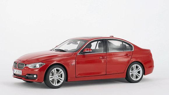 BMW 335i - 1:18 Melbourne Red