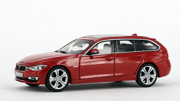 BMW 3 Series Touring - 1:43 Melbourne Red