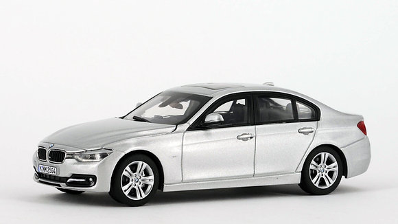 BMW 3 Series - 1:43 Glacier Silver