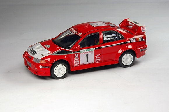 MITSUBISHI LANCER EVO 6 WRC '99 (TOMMI)