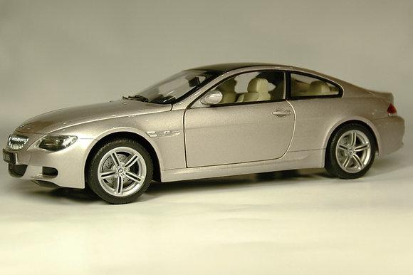 BMW M6 - diamond metallic