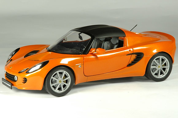 Lotus Elise - Chrome Orange