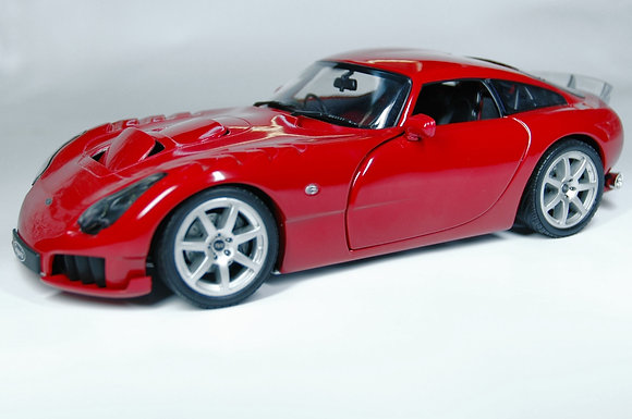 TVR Sagaris - formula red