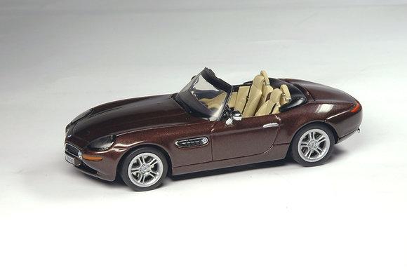 BMW Z8 1:43 CRIOLLO RED