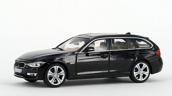 BMW 3 Series Touring - 1:43 Black Sapphire
