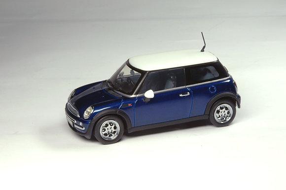 Mini Cooper 1:43 - Blue