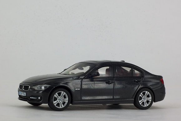 BMW 3 Series - 1:43 Mineral Grey