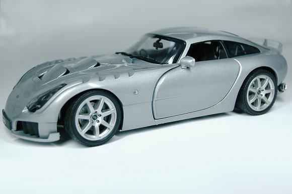 TVR Sagaris - grigio titanio