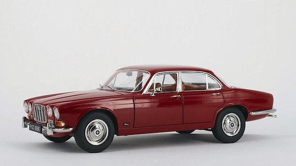 Jaguar XJ6 Series 1 2.8L Regency Red diecast