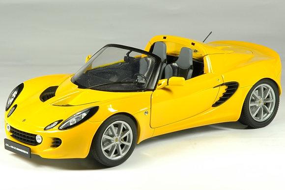Lotus Elise - Saffron Yellow