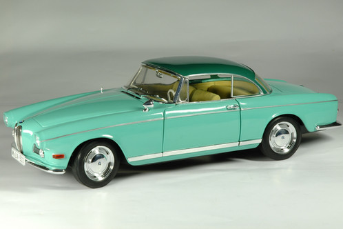 Bmw 503 Coupe Green