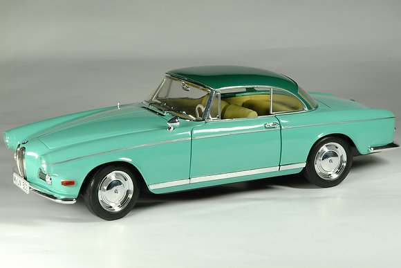 BMW 503 coupe - green