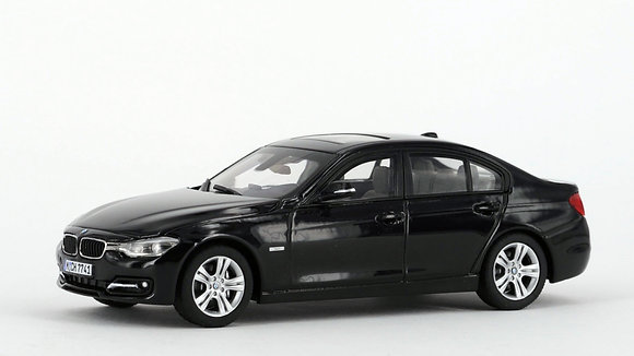 BMW 3 Series - 1:43 Black Sapphire